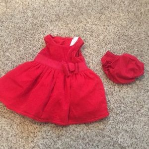 Other - Baby dress and cardigan